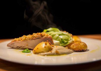 Hot Smoked Chicken Main